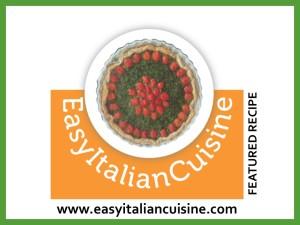 EASY ITALIAN CUISINE FEATURED RECIPE - GREEN (2)