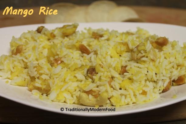 Mango Rice