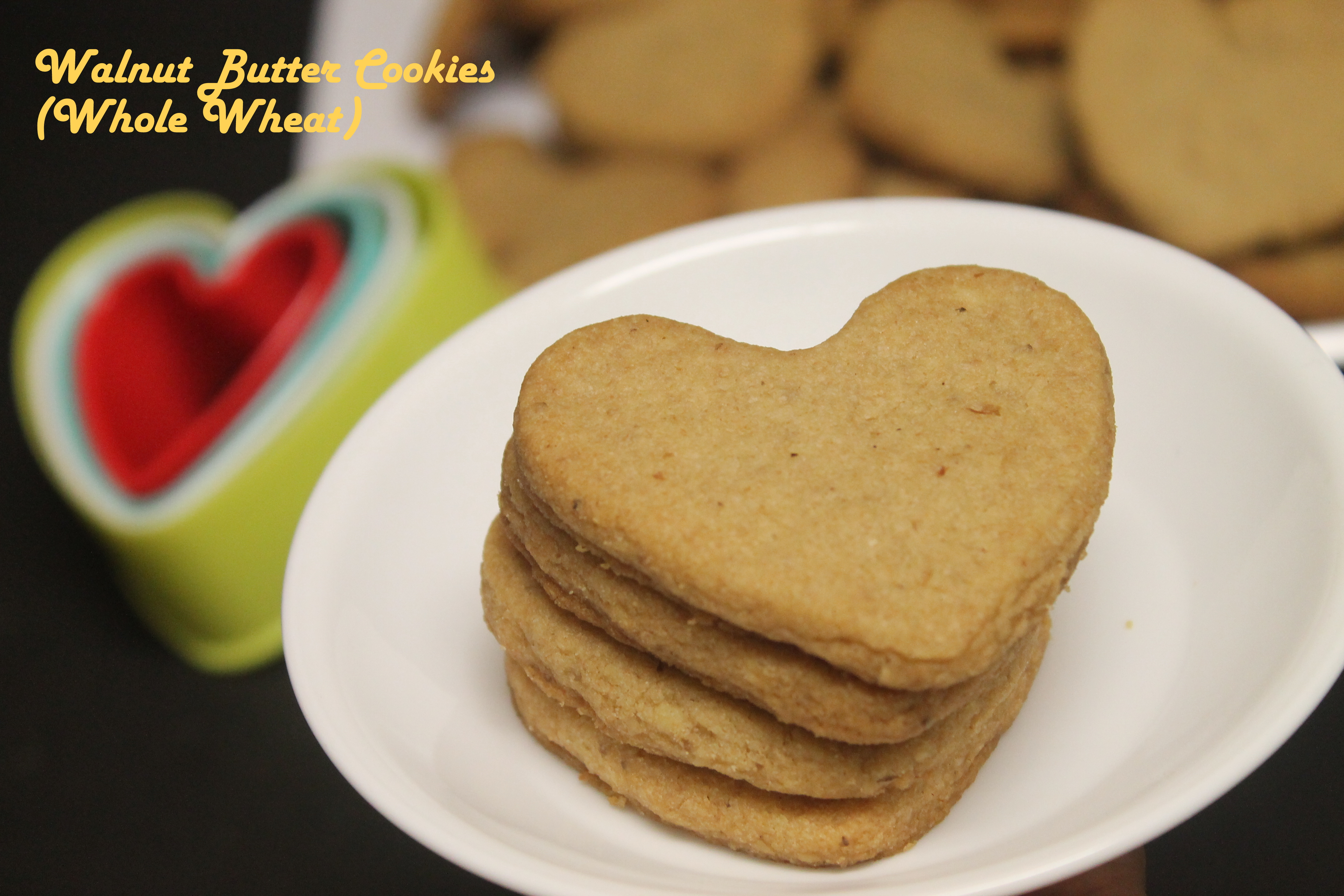 how to make eggless cookies at home without oven